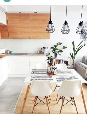 20 Kitchen and Dining Room Ideas