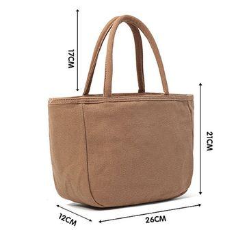 a47914c761d Canvas Handbag, Canvas Tote Bag, Small Canvas Tote Bags, Canvas Storage Bag  3