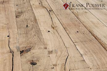 Oude houten vloeren bij jan van ijken oude bouwmaterialen