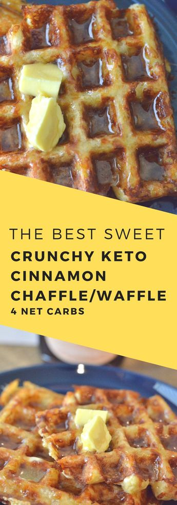 The Best Keto Chaffles Recipe (with video) » Hangry Woman®