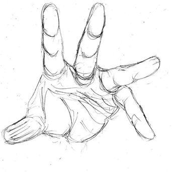 30 Amazing Hand Drawing Ideas & Inspiration