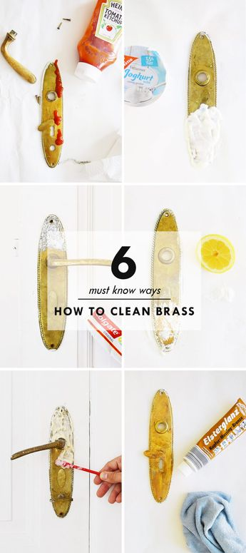 The Ultimate Guide: How To Clean Brass