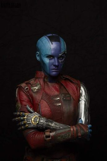 'Nebula' in 'Guardians Of The Galaxy: Vol. 2' (2017)