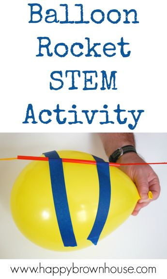 Balloon Science Experiments for Kids