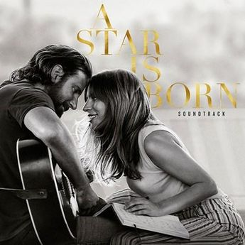 Lady Gaga & Bradley Cooper - A Star is Born: Original Motion Picture Soundtrack Vinyl 2LP
