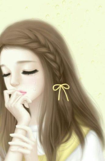 Unduh 460  Gambar Animasi Korea Sedih  Free