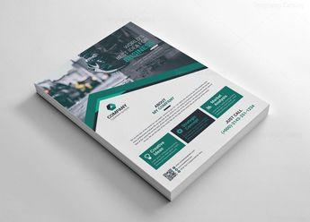 Sport Creative Flyers Design 002671 - Template Catalog