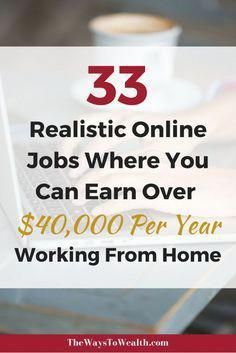19+ Tantalizing Make Money From Home Easy Ideas