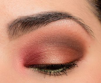Just a Sweet as a Peach Look featuring Too Faced
