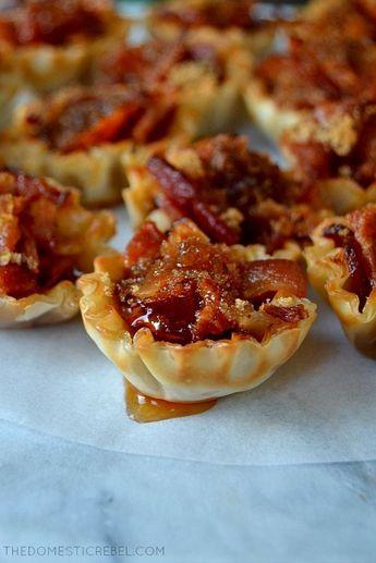 Maple Caramel Bacon Crack Bites