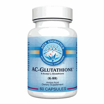 AC-Glutathione 60c (K88) ****NOT AVAILABLE - SEE BELOW FOR ALTERNATIVE ITEMS