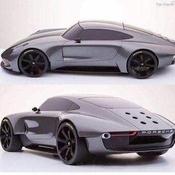 Porsche 901 Concept von porscheregistry