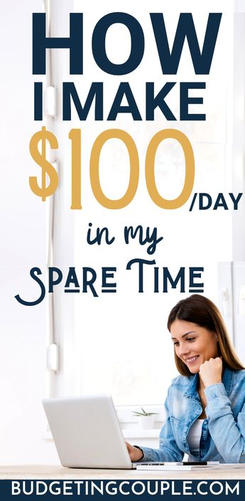 33 Creative Side Hustle Ideas to Make $100/ day In Your Spare Time