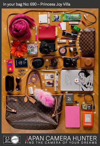 In Your Bag - Princess Joy Villa