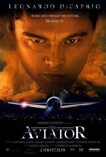 The Aviator 27x40 Movie Poster (2004)