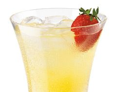 Firefly - fireball, vanilla schnapps, and pineapple juice! #Summer drink