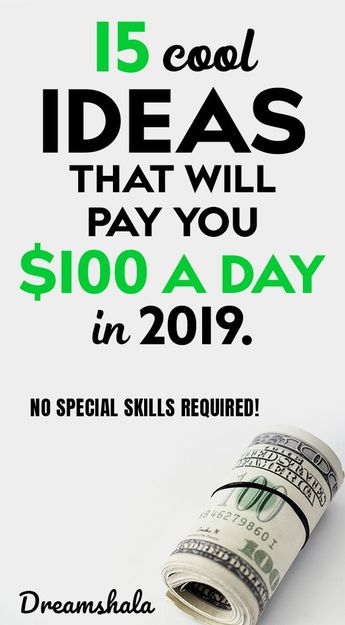 How To Make Money Fast: 15 Proven Ways To Earn $100 Daily