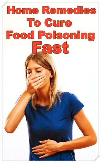 Most of us have suffered through food poisoning at one time or another.#health#homeremedies#cure#food#poisoning