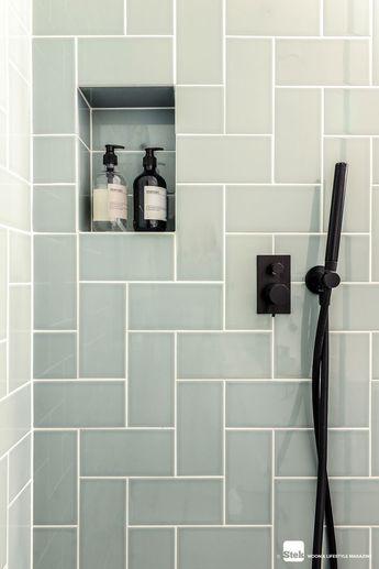 Vintage badkamer, ontworpen door dec.amsterdam