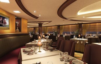 Polo Grille onboard the Oceania