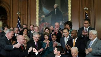 "Tax Cuts in the Bag, Paul Ryan Lustfully Eyes Welfare ""Reform"""