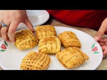 Weave Samosas in English with Raihana's Cuisines - YouTube
