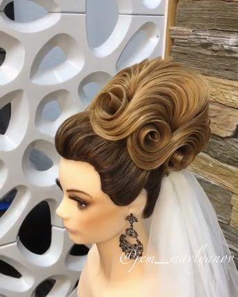 #hairstyling #hairbun #hairs