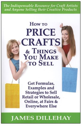 How To Price Crafts And Things You Make Sell | Instructional Reference Delphi Glass
