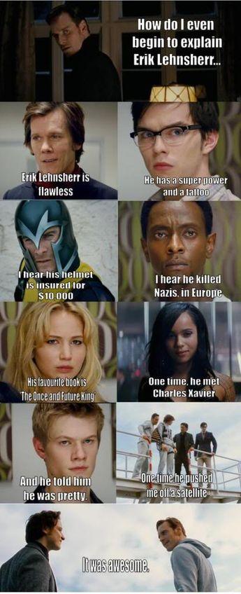 X-Men:First Class Macros, part 2