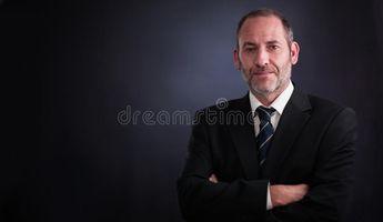 Senior executive businessman. Successful senior executive businessman smiling in , #AD, #businessman, #executive, #Senior, #Successful, #camera #ad