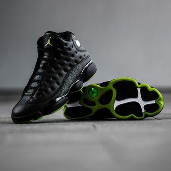 the best attitude 999f7 806f9 The green eyed black cat returns this Thursday. Get the Air Jordan 13 Retro