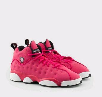 263b0b7a4c2 eBay #Sponsored 9 YOUTH Nike Jordan Jumpman Team 2 Rush PINK BLACK 820276- 600