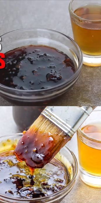 Copycat TGI Friday's Jack Daniel's Sauce – an easy, from scratch sauce that is great on chicken, fish, veggies – the possibilities are endless!
