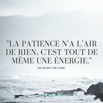 Sharing an inspiring #frenchquote on patience this morning after being stuck in a train delay for 45mins.  'La patience na lair de rien cest tout de même une énergie.' (Patience does not seem like anything it's still a power.) . . . . #BelleNotetoSelf #wordstoliveby #patienceisavirtue #patienceiskey . . . . . .  #blackandwhite #monochrome #noir #bw #igersbnw #minimal #minimalove #mnml #thatsdarling #simplethings #whiteaddict #monochrome #fbloggers #quoteoftheday #abmlifeisbeautiful #pursuepretty