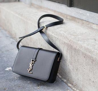 Yves Saint Laurent Université shoulder bag