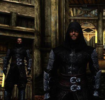 Tembtra Thief Armor UNP - CBBE at Skyrim Nexus - mods and c