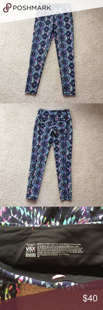 5be58f01c0a49 Victoria's Secret sport knockout tight Excellent used condition Victories  Secret sport Knockout Tight. Size medium