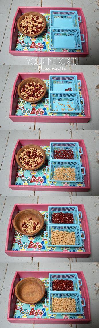 10 activités Montessori fait-maison pour les 2 à 3 ans