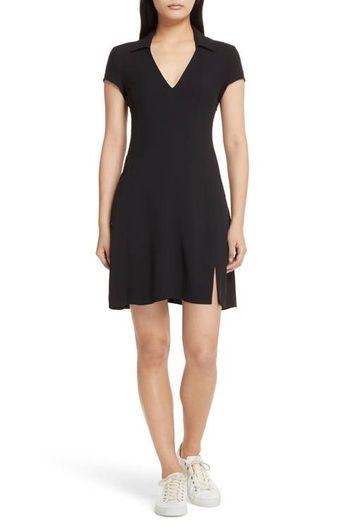 f4d24539534e0 Main Image - Theory Rosina Easy Day Crepe Dress