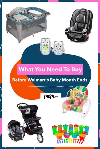 What You Need To Buy Before Walmart's Baby Month Ends: Save big on essential baby items all month long during Walmart Baby Month in September.