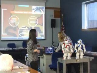 Classroom Robotics for Special Needs Students