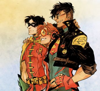 young justice impulse | Tumblr