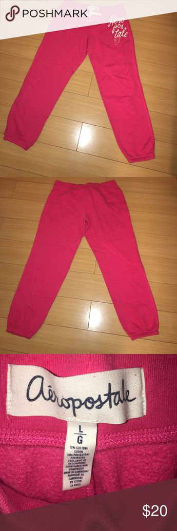 ffacb498c53 Aeropostale sweats Size  large. In great condition. Inseam  28 inches Pants