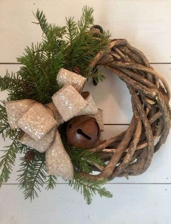 Gorgeous Rustic Christmas Decorating Ideas (15)