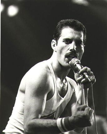 PSA: Freddie worked out in the 80′s