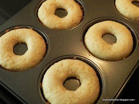 Finding Joy in My Kitchen: White Whole Wheat {baked} Buttermilk Donuts