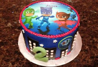 6f7f836221 Festa PJ Masks: que tal fazer uma festa de super-herói para o seu