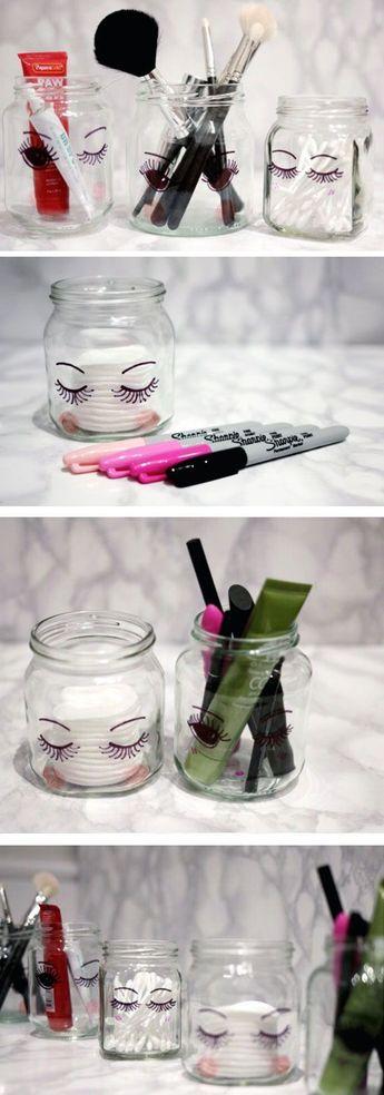 10 usos increíbles y útiles para los frascos de papillas para bebé