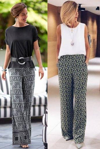 fashion - Moda antiidade combinando branco com preto e bege no dia a dia