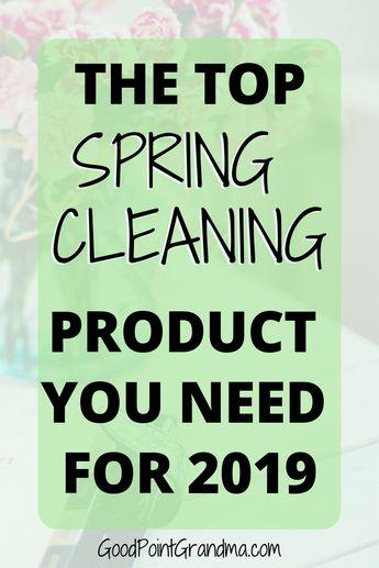How To Spring Clean For The First Time In Your 20's